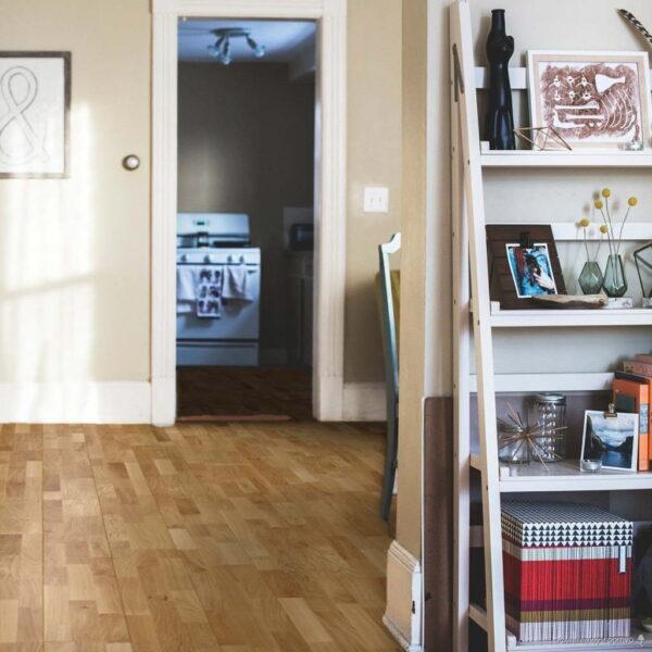 Roble Natur 3L - Madera Multicapa Parador Classic 3060 ambiente habitación