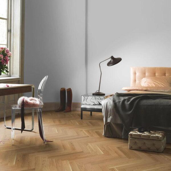 Roble Espiga Living - Madera Multicapa Parador Trendtime 3 ambiente habitación