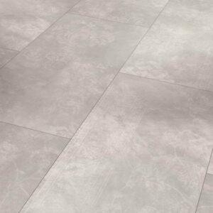 Cemento Ornament Gris Claro - Vinílico Parador Modular ONE Baldosa Grande