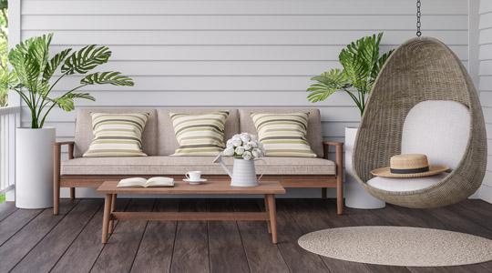 Suelo Exterior Composite para Terrazas y Balcones