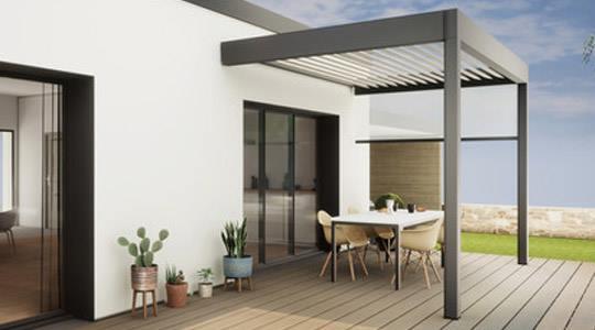 Suelo Exterior de Madera para Terrazas y Balcones