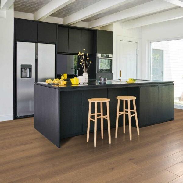 Roble Studioline Miel XXL/AC5 - Laminado Parador TrendTime 6 ambiente cocina
