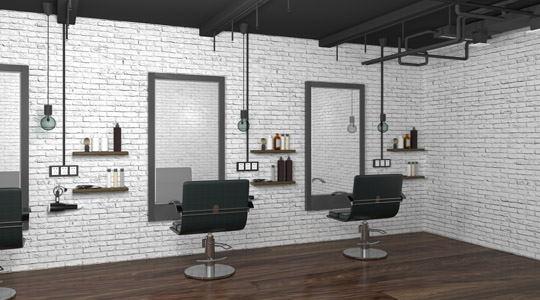 Suelos para Peluquerías, Barberías y Centros de Belleza