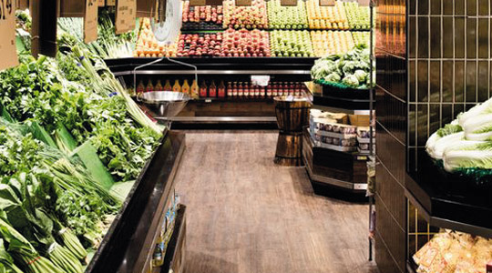 Suelos para Supermercados y Tiendas de Alimentación