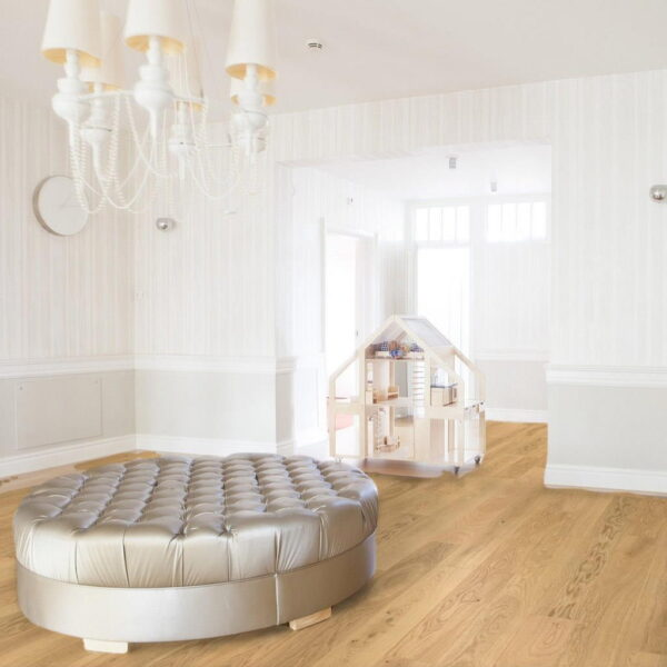 Roble Classic Aceite Natural Plus - Madera Multicapa Parador Classic 3025 ambiente dormitorio