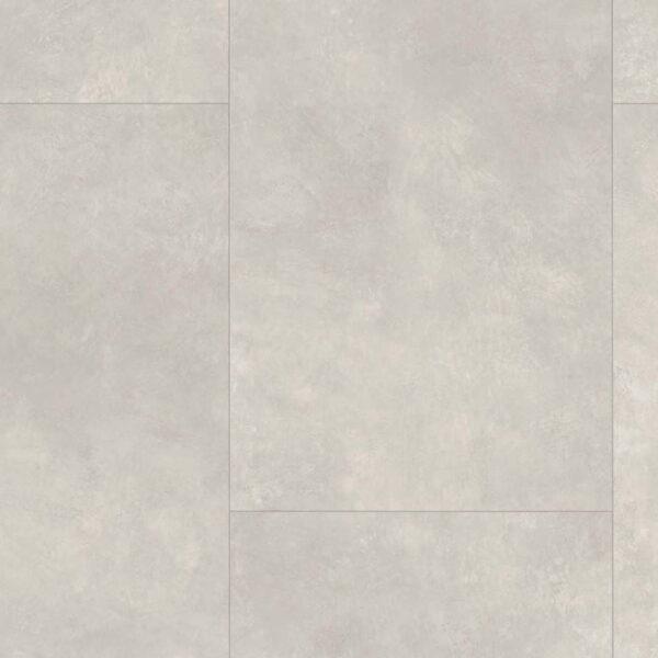 Cemento Blanco - Vinílico SPC Parador Modular ONE Hydron Baldosa detalle