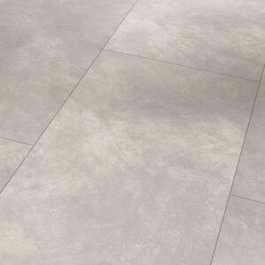 Cemento Gris Claro - Vinílico SPC Parador Modular ONE Hydron Baldosa