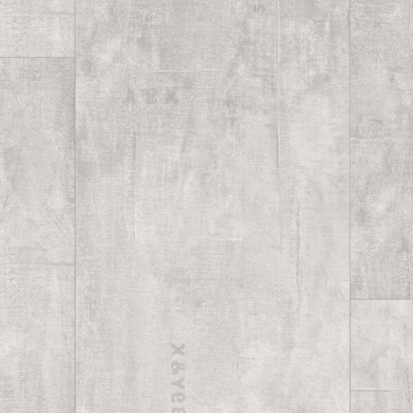 Industrial Canvas White - Vinílico SPC Parador Trendtime 5 Baldosa Grande detalle