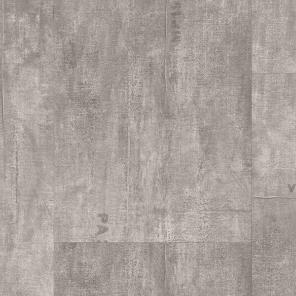 Industrial Canvas Grey - Vinílico SPC Parador Trendtime 5 Baldosa Grande detalle