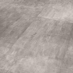 Industrial Canvas Grey - Vinílico SPC Parador Trendtime 5 Baldosa Grande