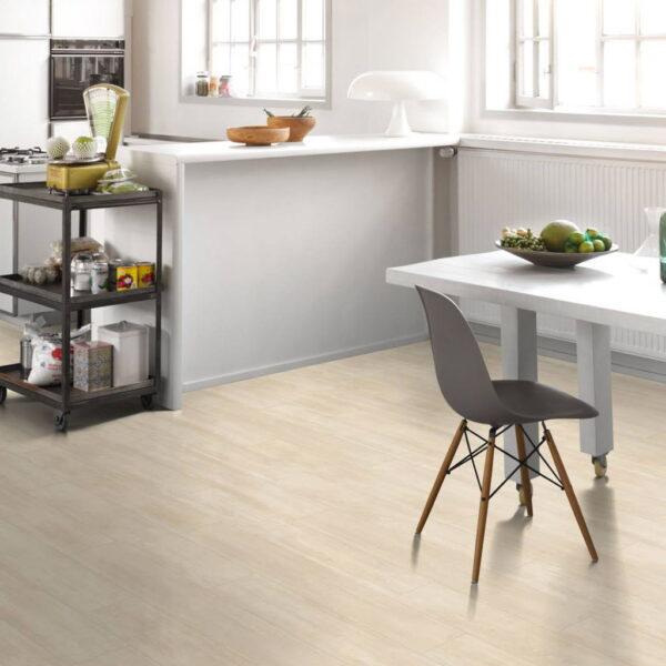 Roble Nordic Beige - Vinílico Parador Modular ONE 1 Lama ambiente cocina